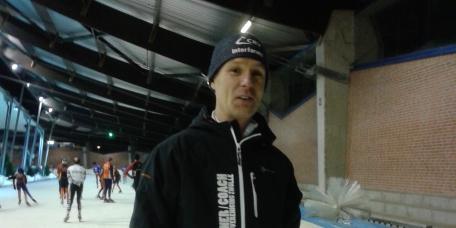 Trainer Kurt van de Nes
