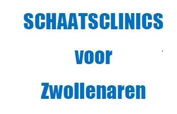 klein beeld Schaatsclinics voor Zwollenaren