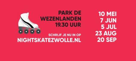 NightSkateZwolle 2019